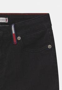 Tommy Hilfiger - NORA SUPER SKINNY - Jeans Skinny Fit - black denim - 2