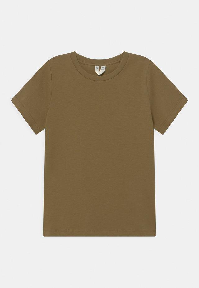 UNISEX - T-shirt basic - khaki