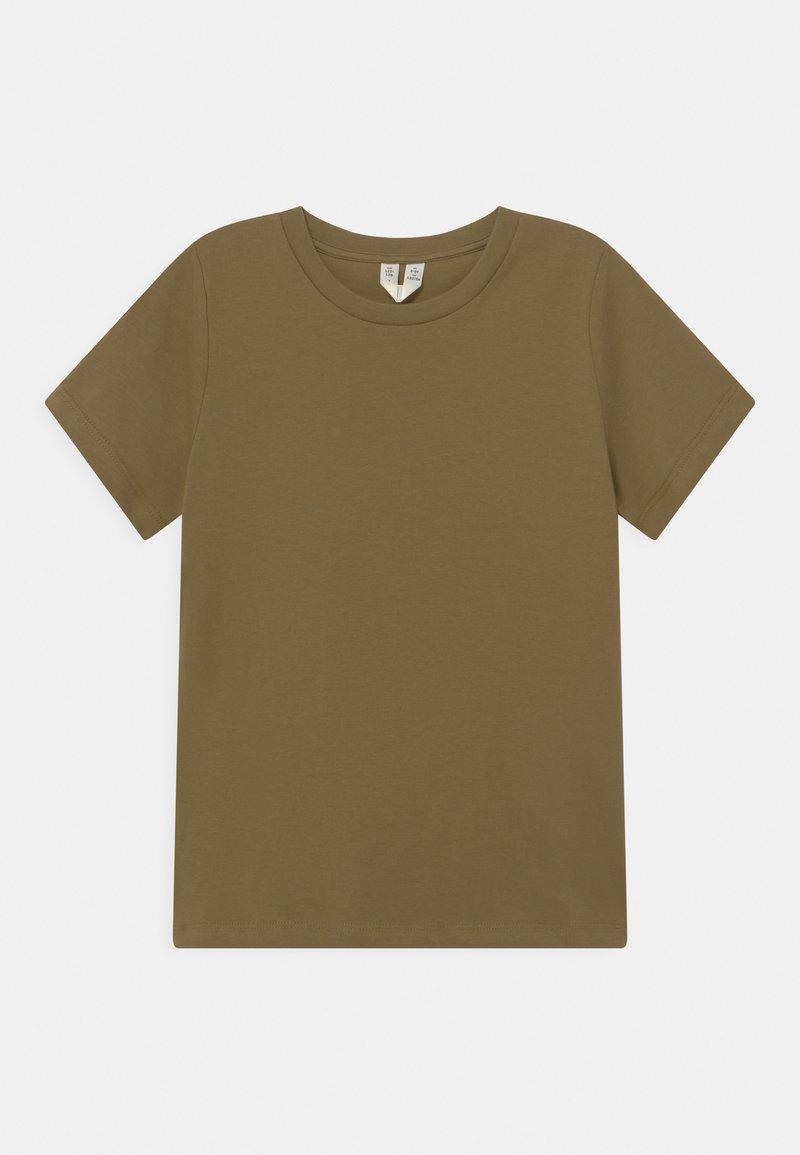 ARKET - UNISEX - Jednoduché triko - khaki