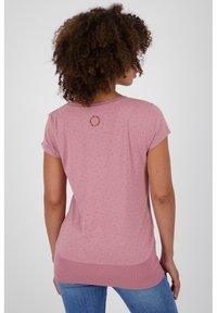 alife & kickin - Print T-shirt - lavender - 2