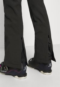 Luhta - GEBBELBY - Snow pants - black gunmetal - 3