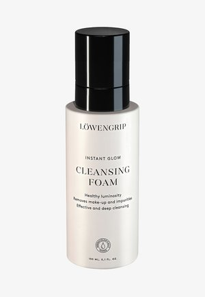 INSTANT GLOW - CLEANSING FOAM - Cleanser - -
