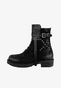 PRIMA MODA - RAVALLE  - Cowboy/biker ankle boot - black - 0