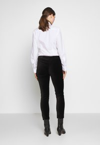 Lauren Ralph Lauren - SOFT PANT - Trousers - polo black - 2