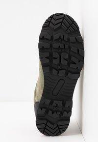 CMP - ALCOR LOW TREKKING SHOE WP - Hiking shoes - kaki - 4