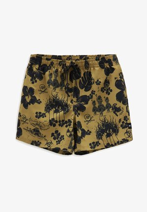MIXED VOLLEY - Shorts - dark aloha