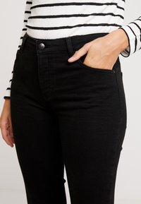 Fiveunits - Bootcut jeans - black auto - 5