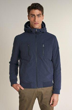 LUXEMBOURG  - Light jacket - blau