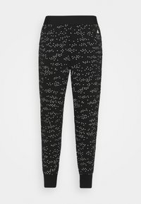 adidas Performance - WIN PANT - Tracksuit bottoms - black/white - 0