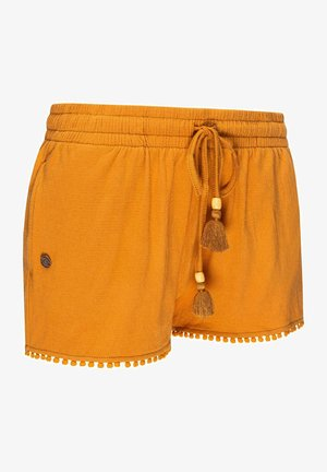 ANIKO - Shorts - yellow