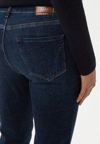 BRAX - CAROLA - Slim fit jeans - blue - 3