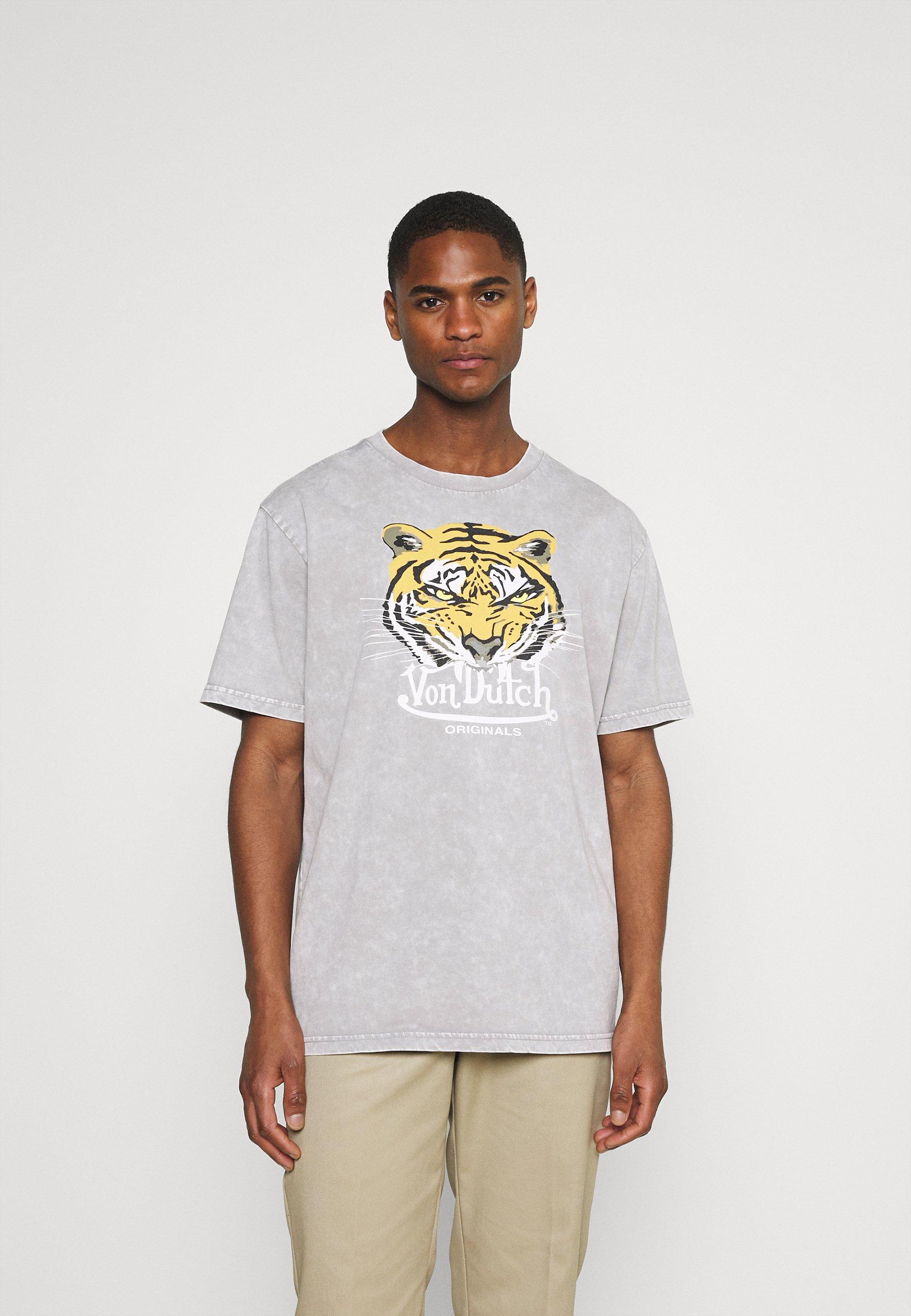Men LENNOX - Print T-shirt