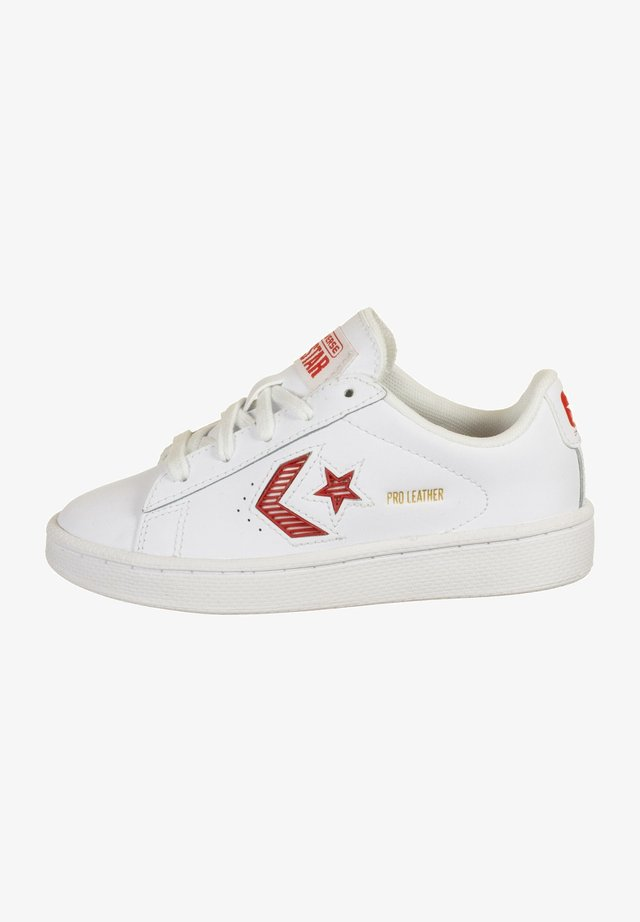 Zapatillas - white/university red/white
