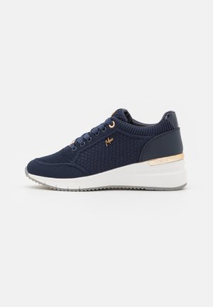 GLASS - Sneakers laag - navy