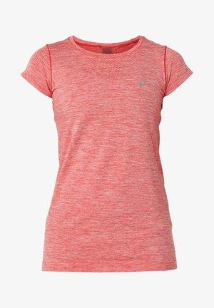 RACE SEAMLESS - Basic T-shirt - pink grapefruit