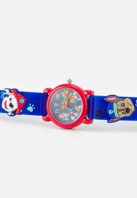 Kidzroom - HORLOGE PAW PATROL KIDS TIME UNISEX - Watch - navy - 3