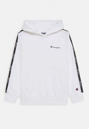 LEGACY AMERICAN TAPE HOODED - Hoodie - white