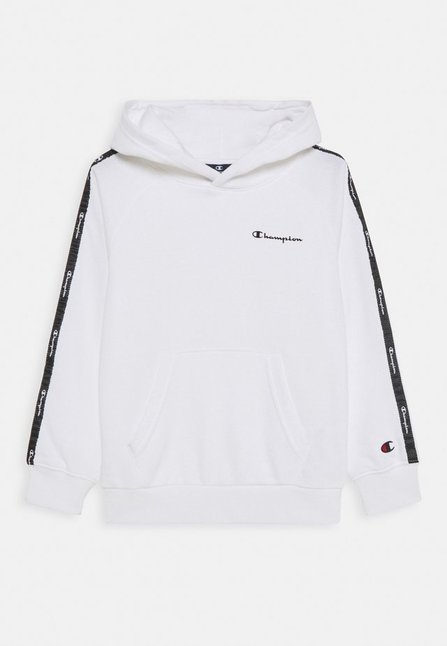 LEGACY AMERICAN TAPE HOODED UNISEX - Sweat à capuche - white