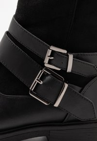 Fitters - LAIA - Cowboystøvletter - black - 5