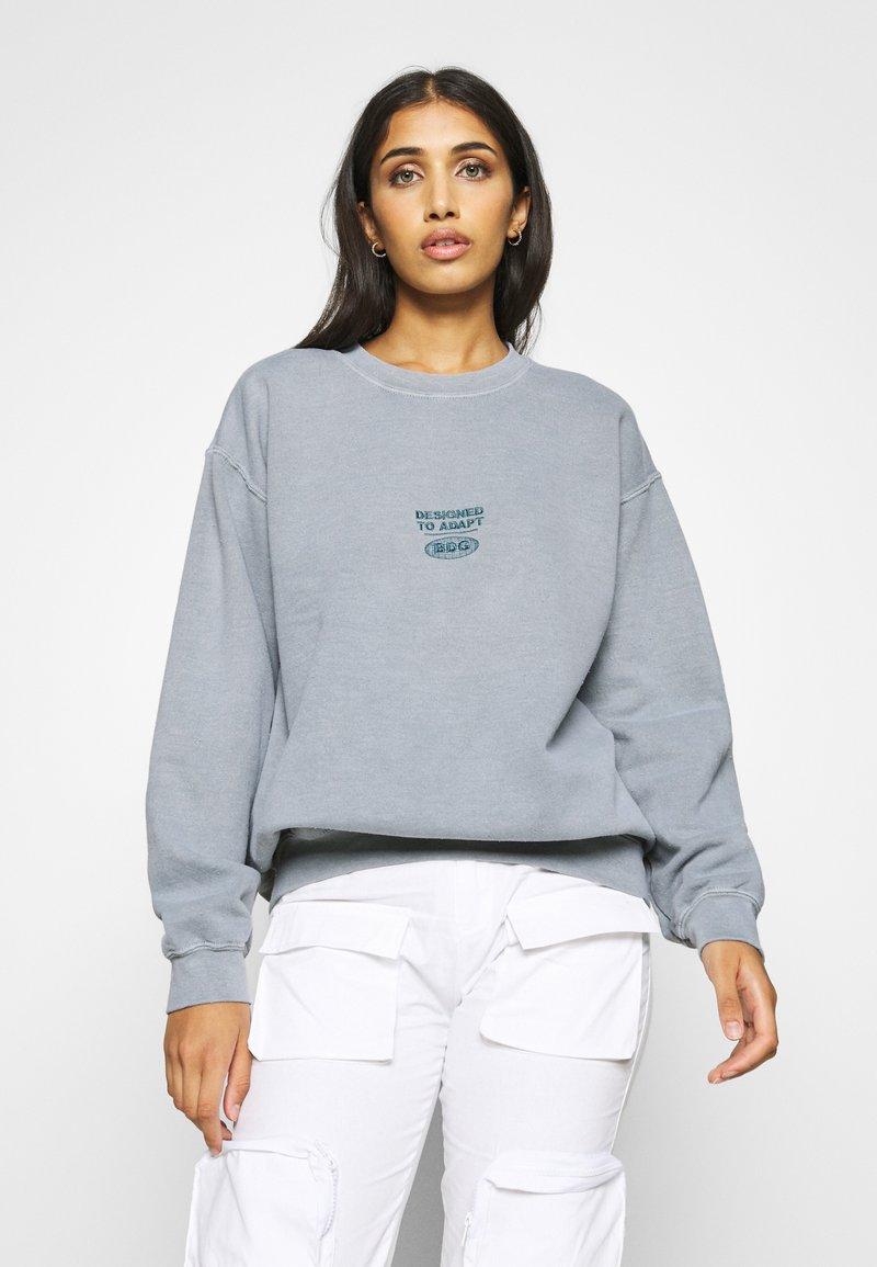 BDG Urban Outfitters - SPHERE - Sweatshirt - teal