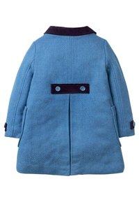 Boden - MIT STICKEREI - Winter coat - elisabethanisches blau, hasen - 1