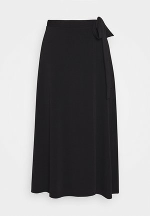 ALTEA - A-line skirt - black