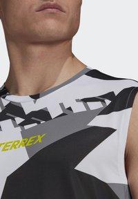 adidas Performance - TERREX PARLEY AGRAVIC TR TANK - Top - white - 7