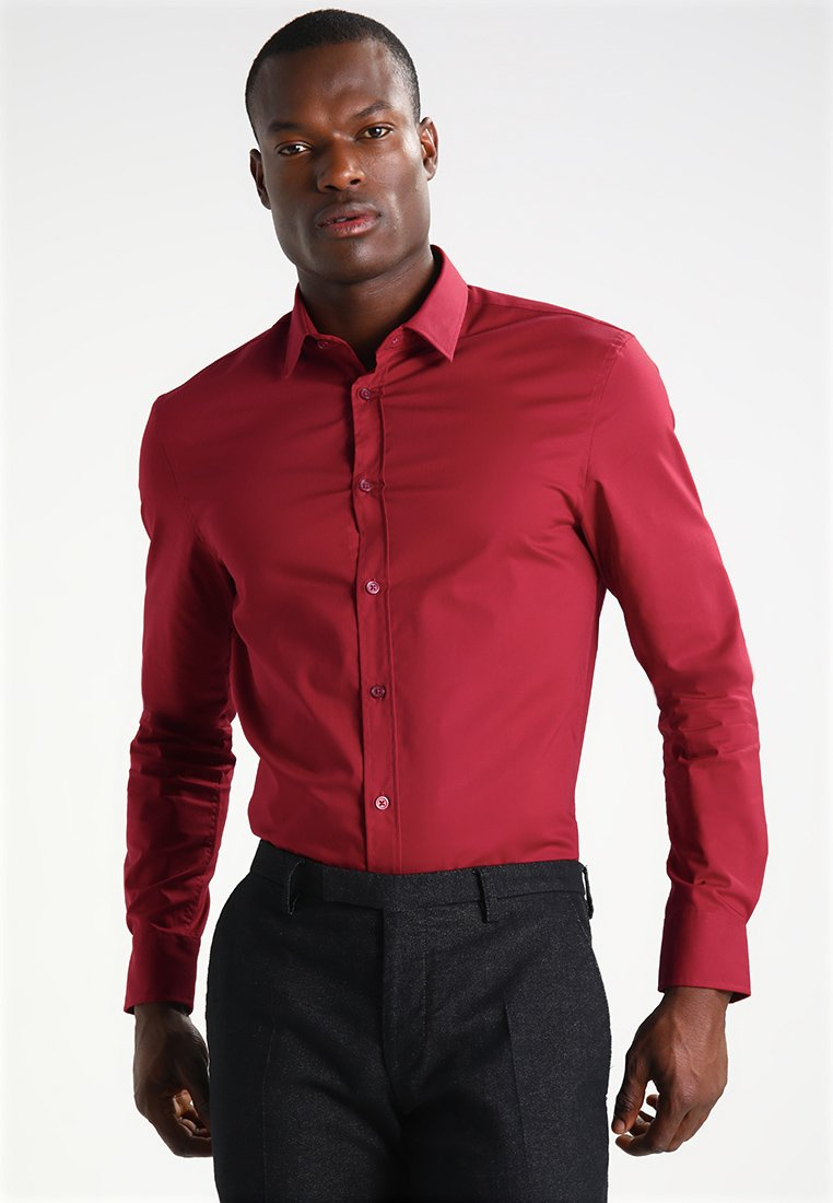 Pier One - Formal shirt - red
