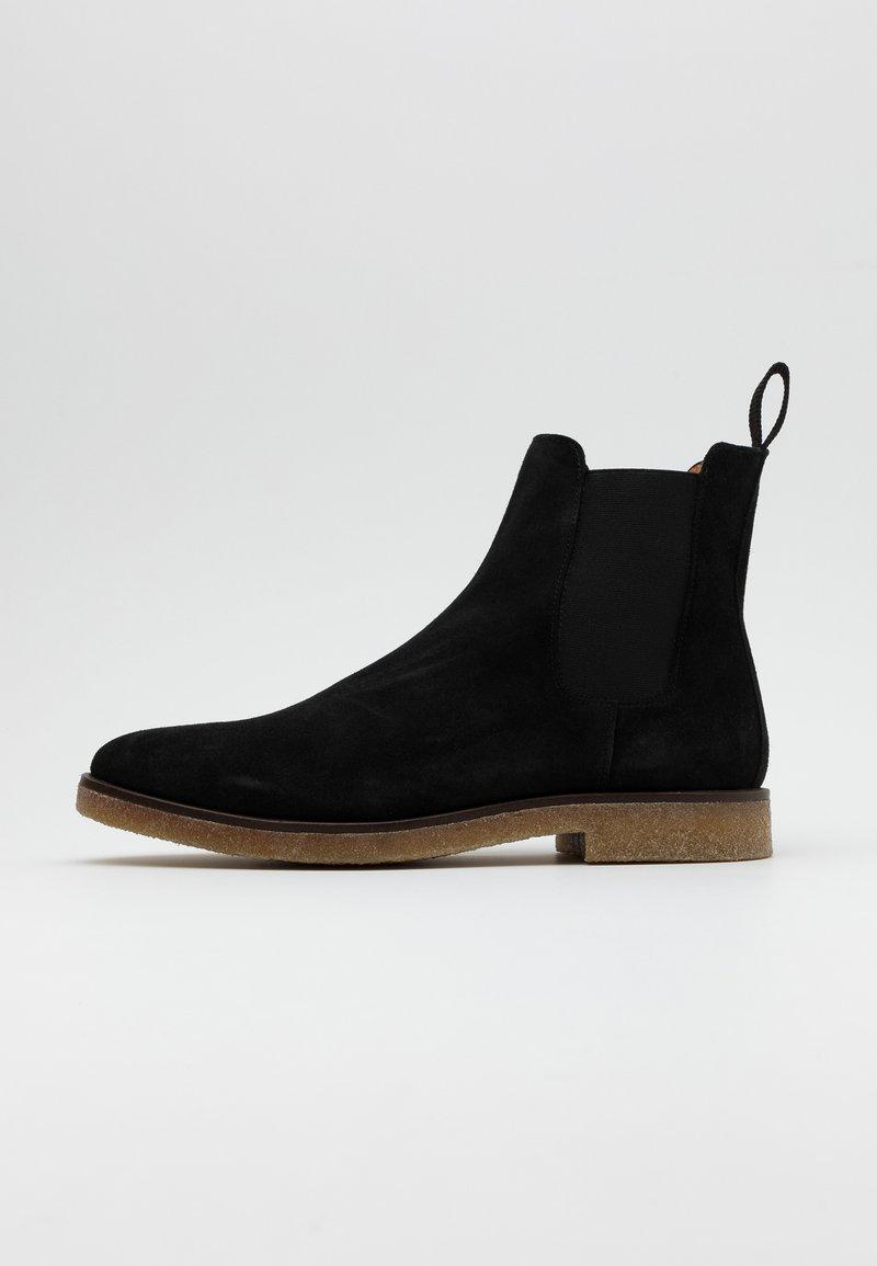 Bianco - BIADINO - Classic ankle boots - black