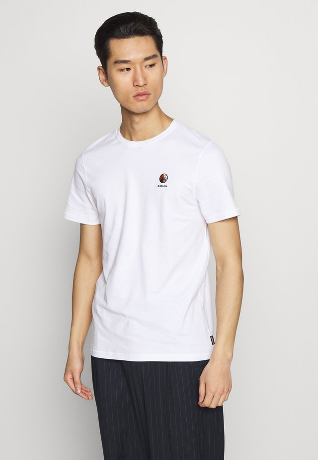 T-shirt basique - raeburn white
