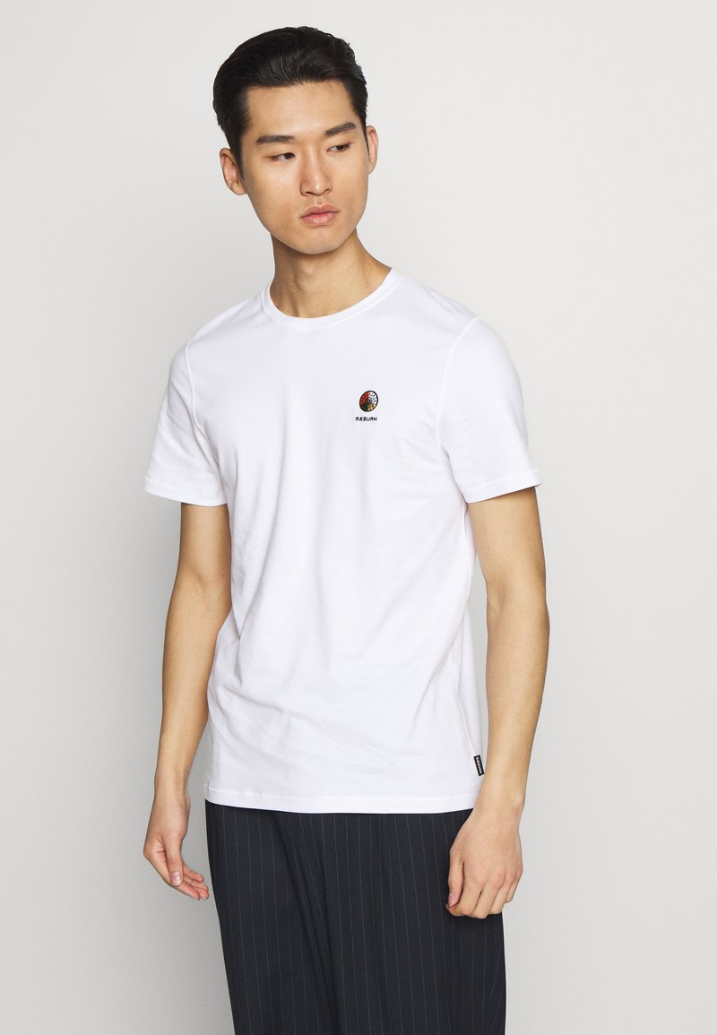 Raeburn - T-shirt basic - raeburn white
