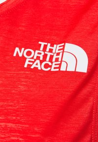 The North Face - UP WITH THE SUN TANK  - Topper - horizon red - 2