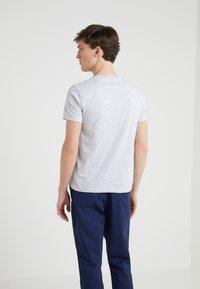 Polo Ralph Lauren - SHORT SLEEVE - T-shirt basique - smoke heather - 2
