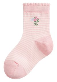 Next - 7 PACK PRETTY - Socks - pink - 2