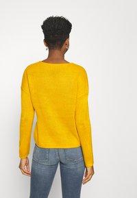 ONLY - ONLLEXI  - Jumper - golden yellow - 2