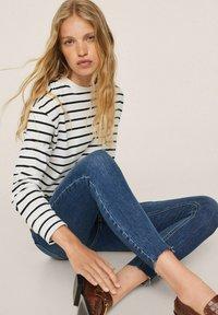 Mango - ISA - Jeans Skinny Fit - dark blue - 6