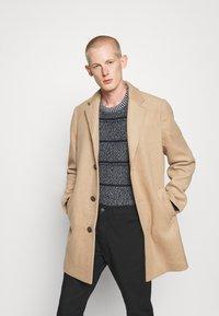 TOM TAILOR - Classic coat - beige - 3