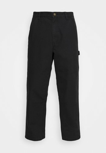 BERKELEY  - Trousers - black