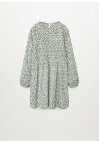 Mango - BLUME - Denní šaty - blanc cassé - 1