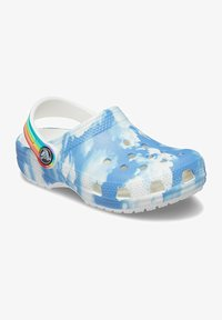 Crocs - CLASSIC OUT OF THIS WORLD - Pool slides - white - 0