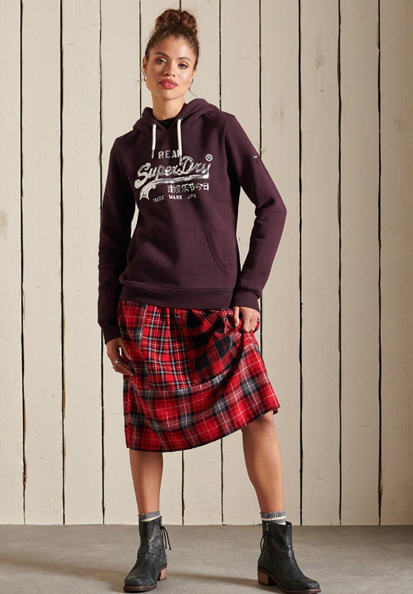 Damen VINTAGE LOGO BOHO SPARKLE - Sweatshirt