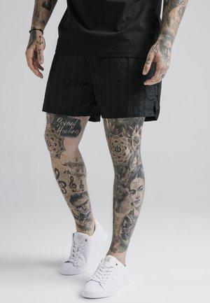MONOGRAM SWIM - Swimming shorts - black