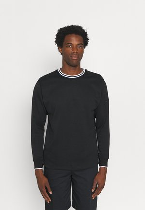 DRY - Sweatshirt - black/white