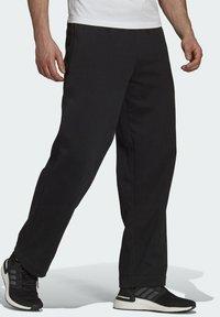 adidas Performance - M FI CC FL PANT - Pantaloni sportivi - black - 2