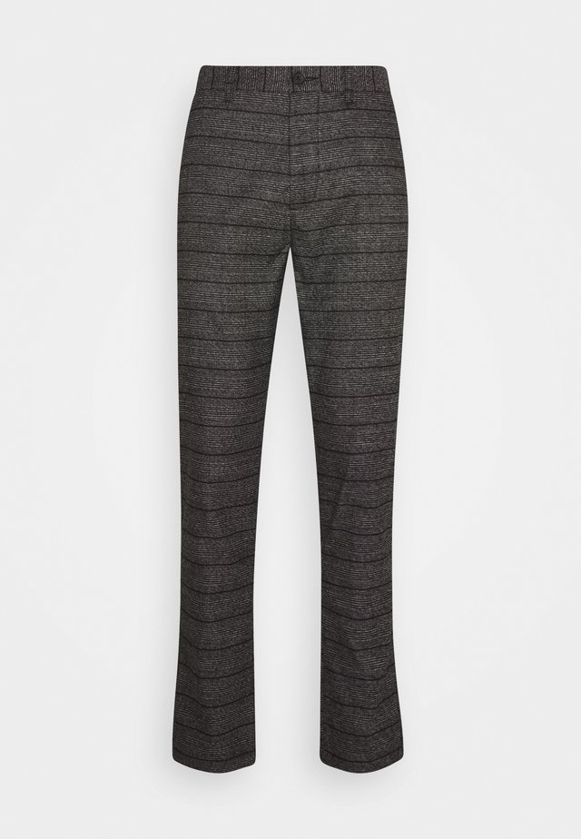 PANTS BARRO - Pantaloni - grey