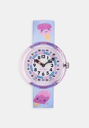 YUM - Klocka - lilac
