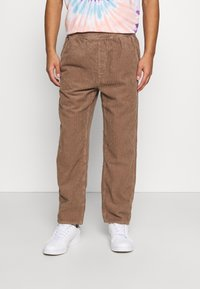 BDG Urban Outfitters - PANT - Tygbyxor - taupe - 0