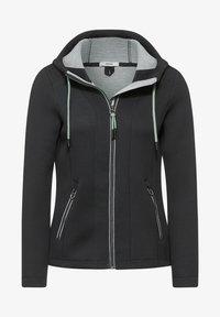 Cecil - Zip-up hoodie - grau - 3