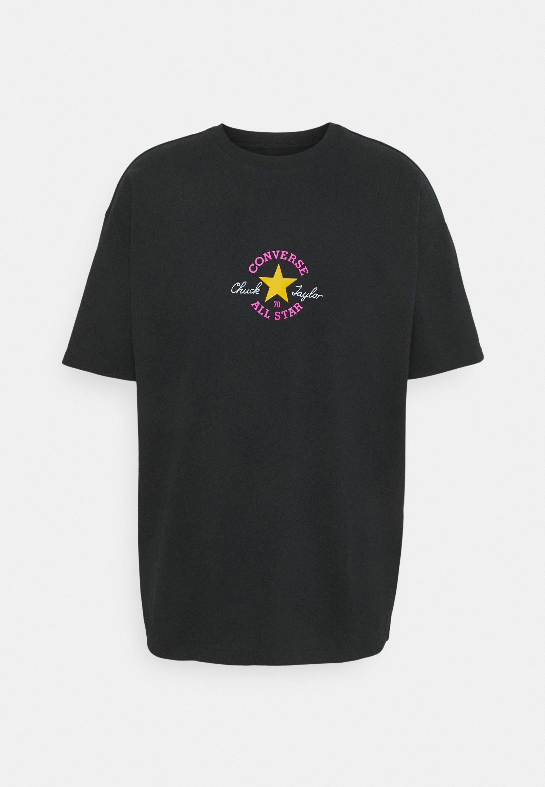 Men CUT OUT CHUCK PATCH SHORT SLEEVE TEE - Print T-shirt