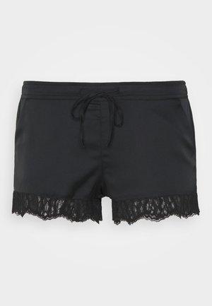 BROOKLYN SHORT - Pyjama bottoms - noir